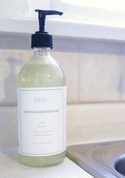 Moisturizing Hand Soap (16oz.)