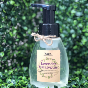 Lavender-and-Eucalyptus-Foaming-Hand-Soap-250ml-bare.-cleaning-essentials-Foaming-Hand-Soap-100%-natural