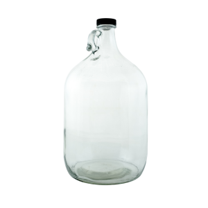 1 gallon clear glass handle jug - Bare Bottling Company - Misses Clean - Marketplace - 341 Merritt Street - 905-380-0347 - Order Yours Today