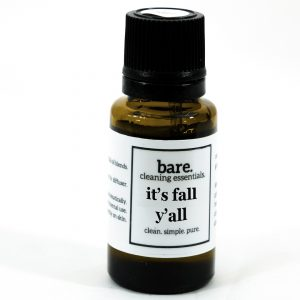 Bare Essential Oils - It's Fall Y'all