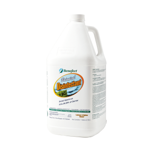 Benefect - Botanical Disinfectant - 1 Gallon - 3.78 L - Misses Clean - Marketplace - 341 Merritt Street - 905-380-0347 - Order Yours Today