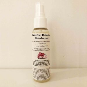Benefect Botanical Disinfectant by Miss'es Clean - 2 oz spray