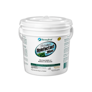 Benefect - Botanical Disinfectant Wipes - 250 Wipes - Misses Clean - Marketplace - 341 Merritt Street - 905-380-0347 - Order Yours Today