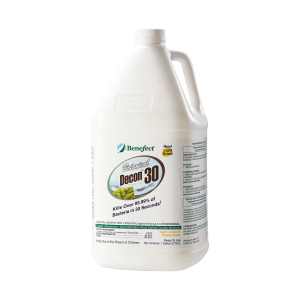 Benefect - Botanical Decon 30 Disinfectant - 1 Gallon - 3.78 L - Misses Clean - Marketplace - 341 Merritt Street - 905-380-0347 - Order Yours Today