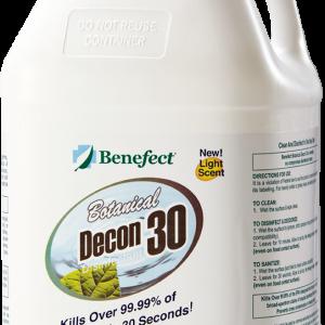 Decon 30 Benefect