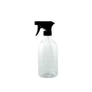 16oz clear plastic spray - Bare Bottling Company - Misses Clean - Marketplace - 341 Merritt Street - 905-380-0347 - Order Yours Today