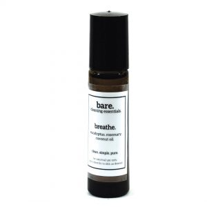 Bare Essential Oils - Breathe Rollerball