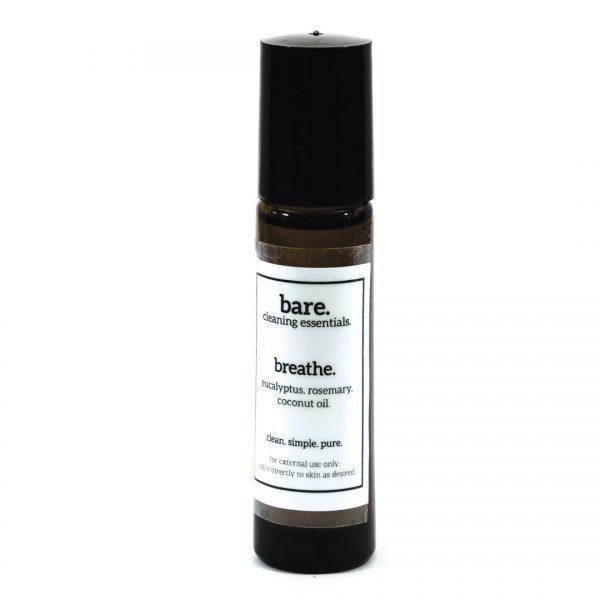 Bare Essential Oils - Breathe Rollerball