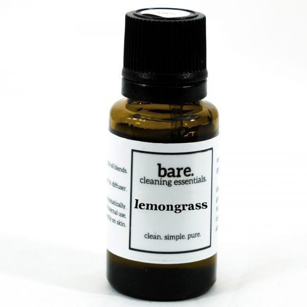 Bare Essential Oils - Lemongrass