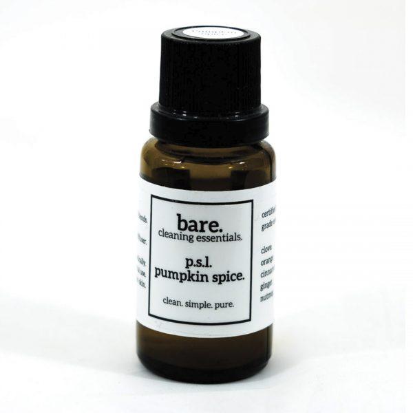 Bare Essential Oils - Pumpkin Spice