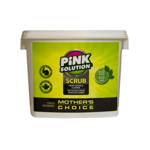 Pink Solution Scrub 2L - Misses Clean - Marketplace - 341 Merritt Street - 905-380-0347 - Order Yours Today
